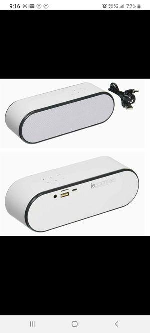 IESSENTIALS Bluetooth Hi-Fi Portable Speaker OBO for Sale in Winter Haven, FL