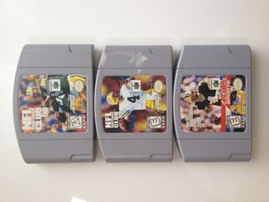 Nintendo 64 - NFL QB Club Complete Series for Sale in Columbus, OH