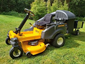 2014 Cub Cadet RZTS46 Zero Turn Mower for Sale in Snohomish, WA