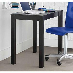 Ameriwood Parsons Desk with Drawer, Black Finish for Sale in Alexandria, VA