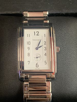 Tiffany and Co. grand men's watch for Sale in Dallas, TX