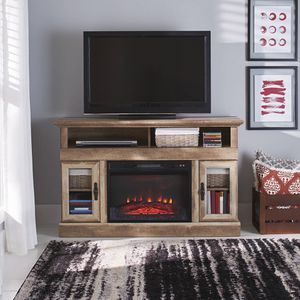 TV STAND FIREPLACE ***NEW for Sale in Houston, TX