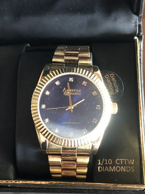 New men American exchange watch retail $75 for Sale in Los Angeles, CA