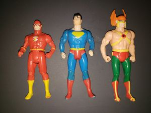 Vintage DC Super Powers Action Figures for Sale in Chicago, IL