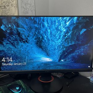 Acer Monitor 27 Inch 144hz for Sale in Sanger, CA