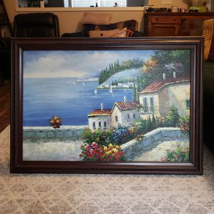 """41"""" Oil Painting Original Unsigned for Sale in Norcross, GA"""