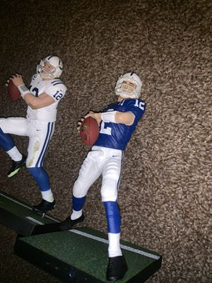 Andrew Luck Mcfarlane Figures for Sale in Indianapolis, IN