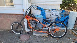 Custom Chopper , Gas Engine Bike for Sale in Spanish Fork, UT