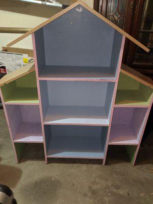 Girls dollhouse bookshelf. for Sale in Parker, CO