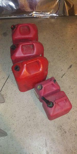 Gas cans for Sale in Phoenix, AZ