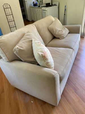 Couch and chair for Sale in Los Angeles, CA