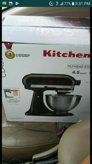 Kitchen aid stand mixer for Sale in Channelview, TX