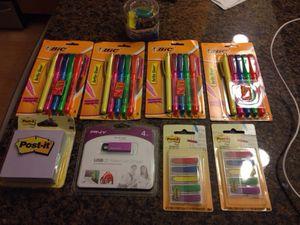 Office/ school supplies for Sale in Philadelphia, PA