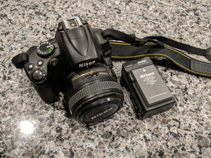 Nikon Digital Camera D5000 for Sale in Richmond, TX