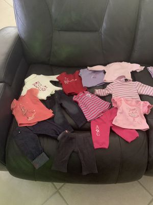 American girl doll miss match outfits for Sale in Coral Springs, FL