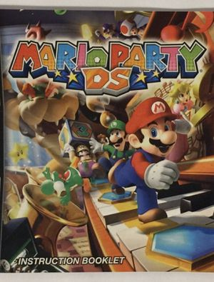 Nintendo DS Mario Party DS Manual for Sale in Molalla, OR