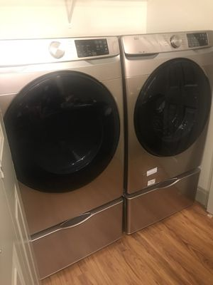 Samsung Washer and Dryer Brand Nee for Sale in Graham, NC