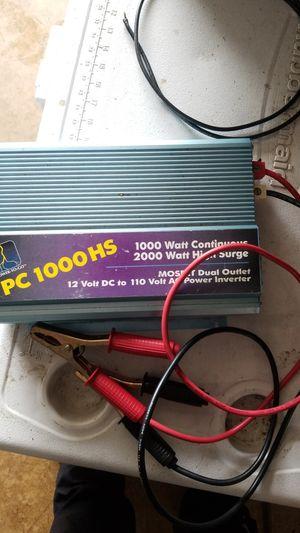 High surge power inverter for Sale in Sacramento, CA