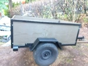 4 by 6 utility trailer for Sale in Oregon City, OR