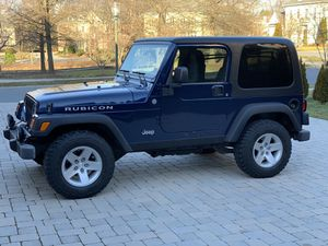 2004 Jeep rubicon for Sale in MONTGOMRY VLG, MD