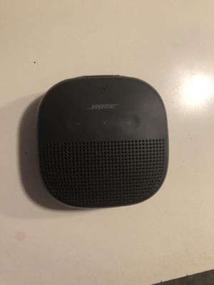 Bose micro soundlink. Bluetooth speaker great sound for Sale in The Bronx, NY