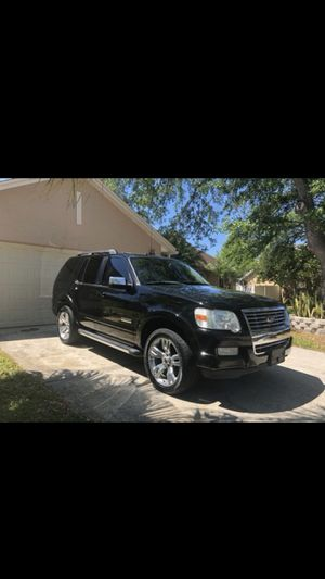 Ford explorer 2008 for Sale in Oviedo, FL