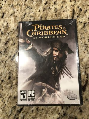 Pirates of the Caribbean at world's end PC game for Sale in Charlotte, NC