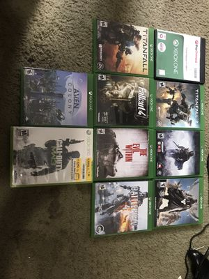 Xbox one games for Sale in Tacoma, WA