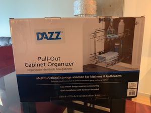 Brand new pull out cabinet organizer for Sale in Bainbridge Island, WA