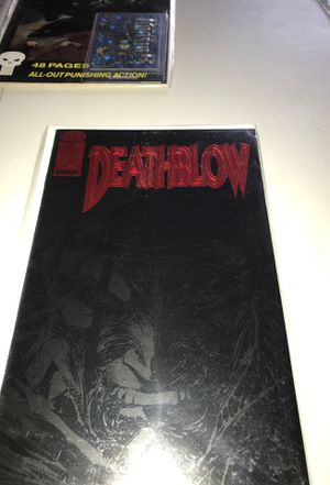 DeathBlow Comic for Sale in Los Angeles, CA