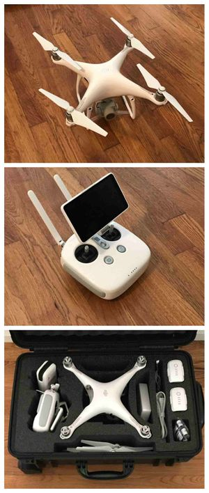 """-💗💗DRONE BRAND NEW DJI Phantom 4 Pro Plus Camera Drone with 5.5"""" Display - White💗 for Sale in Minneapolis, MN"""