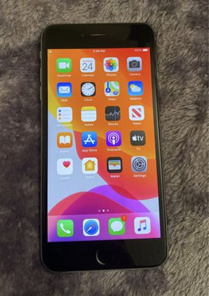 iPhone 6 64gb AT&T Carrier for Sale in East Los Angeles, CA