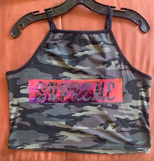 Supreme ladies tank for Sale in St. Peters, MO