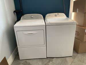 Washer and dryer whirpoll for Sale in Nashville, TN