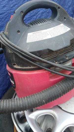 Craftsman Shop Vac for Sale in Fresno, CA