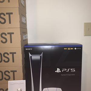 Sony PlayStation 5 (PS5) Digital Edition Console for Sale in Amherst, VA