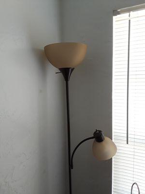 Standing floor lamp for Sale in Naples, FL