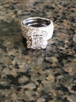 3.5 carit diamond ring for Sale in Tacoma, WA
