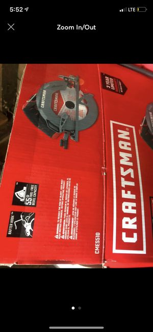 Electric saw for Sale in Washington, PA