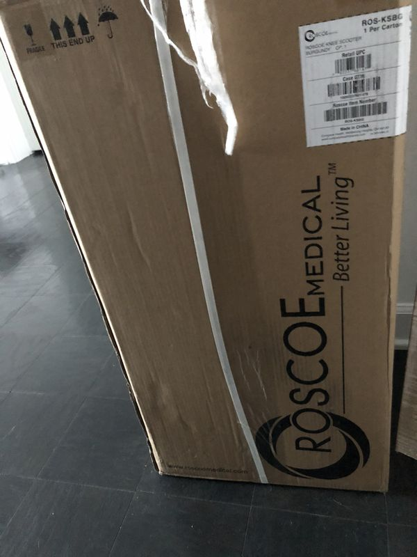Knee Scooter - Roscoe NEW!