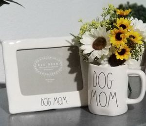 Rae Dunn DOG MOM bundle / farmhouse decor kitchen home for Sale in Compton, CA
