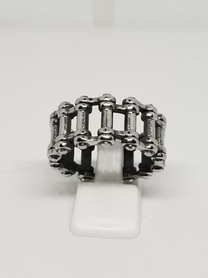 Men's biker ring. Size 10 for Sale in St. Louis, MO