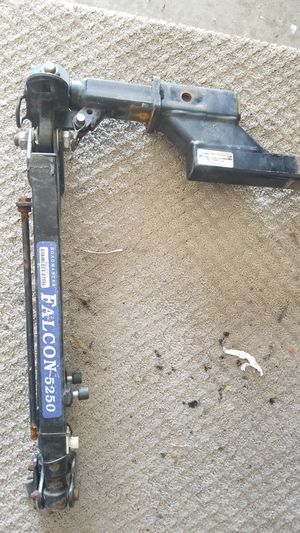 Roadmaster 5250 towbar with drop hitch for Sale in Perrysburg, OH