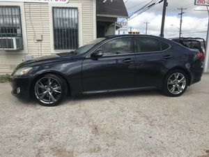 2009 LEXUS IS 250 $8495 Financing available ! for Sale in San Antonio, TX