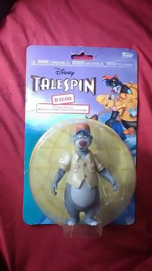 Disney Talespin.. Baloo Collectible Action Figure for Sale in North Las Vegas, NV