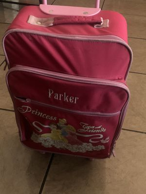 Suitcase with toys inside! for Sale in Phoenix, AZ