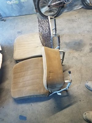 Early vw bug seats 58'-64' for Sale in South Gate, CA