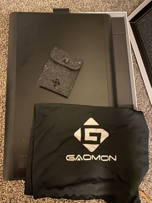 Gaomon M10K Graphics Drawing Tablet for Sale in Washington, DC