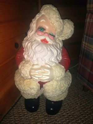 Vintage ceramic Santa Claus for Sale in Arlington Heights, IL