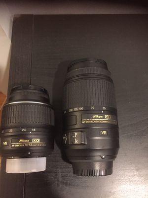 Nikon lenses for Sale in Denver, CO